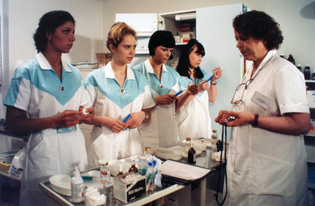 seriál Nemocnice na kraji města po dvaceti letech series