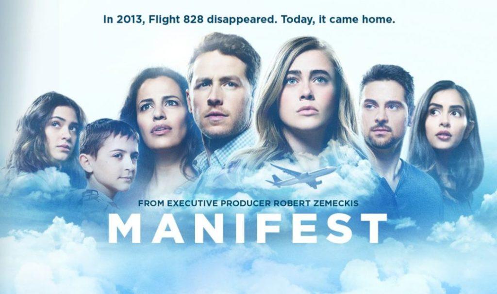 seriál Manifest series