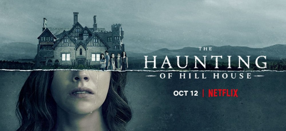 seriál The Haunting of Hill House series