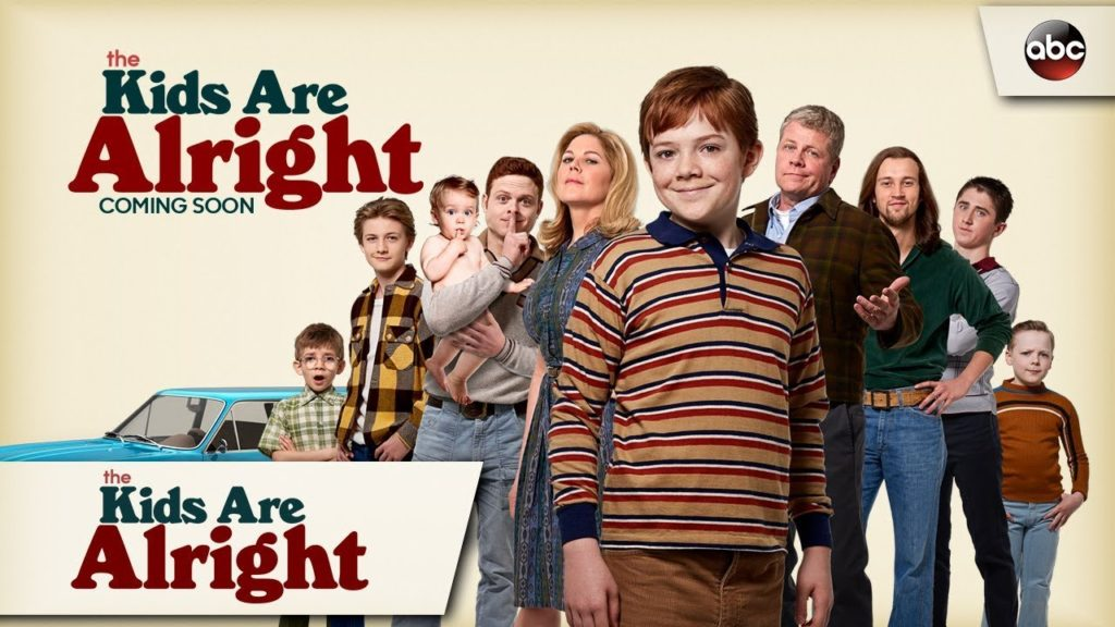 seriál The Kids Are Alright series