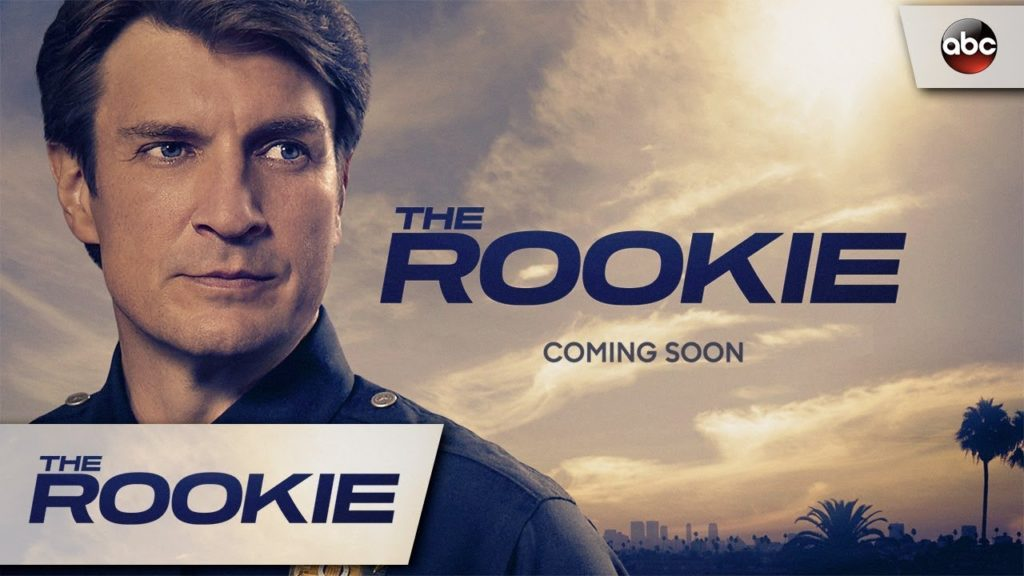 seriál The Rookie series