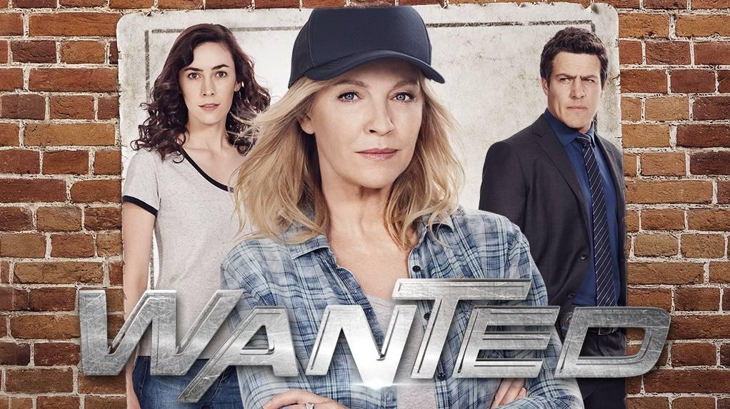seriál Wanted series