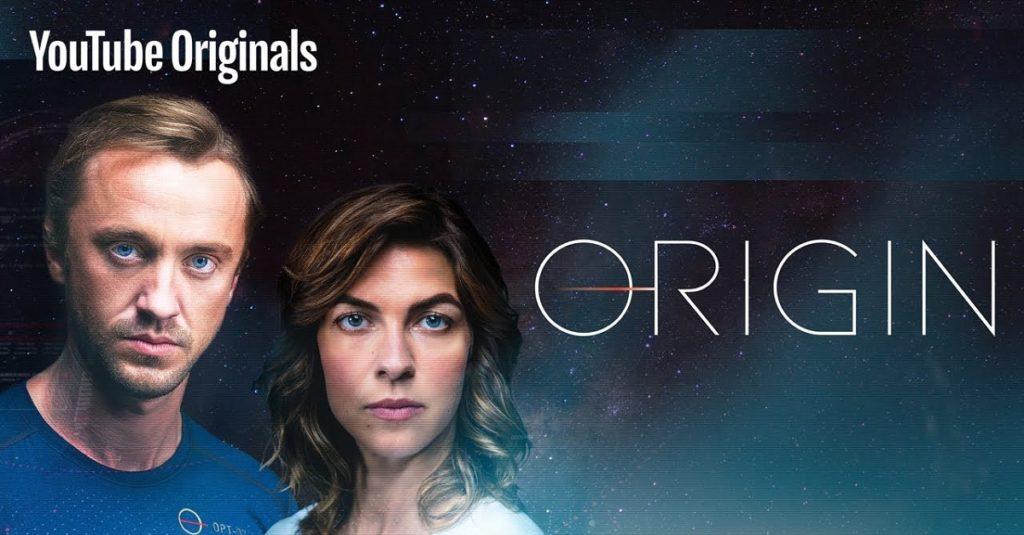 seriál Origin series