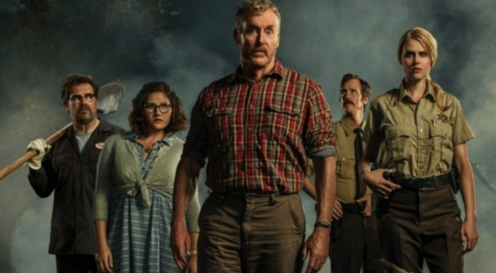 seriál Stan Against Evil series