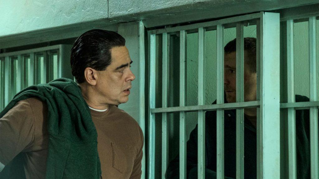 seriál Útěk z vězení v Dannemoře_Escape at Dannemora series