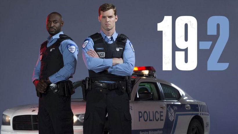 seriál 19-2 Policie Montréal