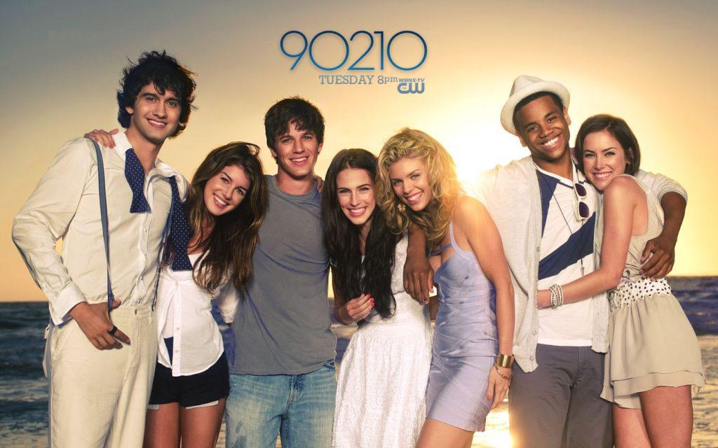 seriál 90210 Nová generace