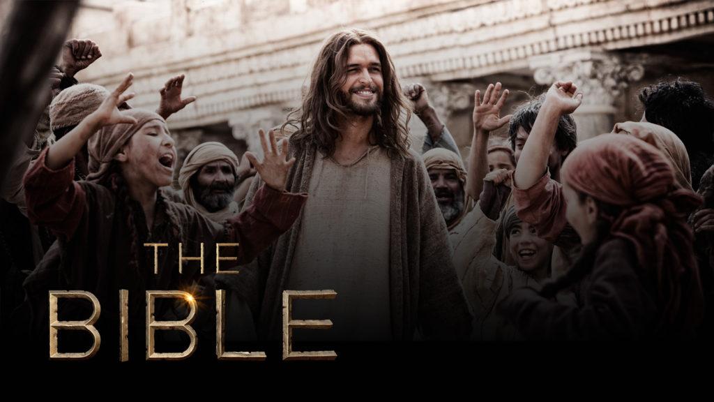 seriál Bible The Bible series