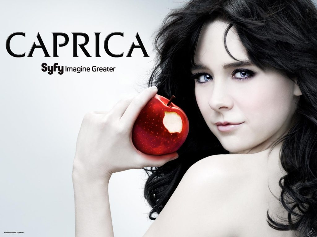 seriál Caprica series