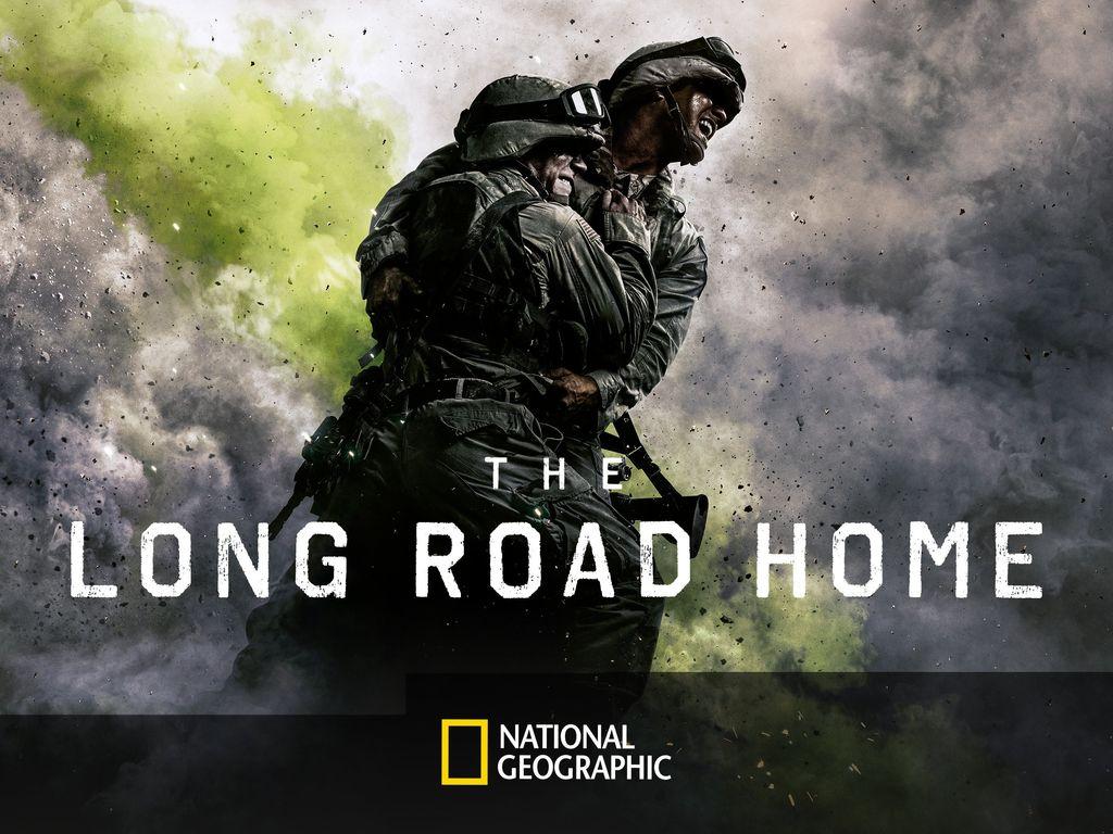 seriál Dlouhá cesta domů_The Long Road Home series