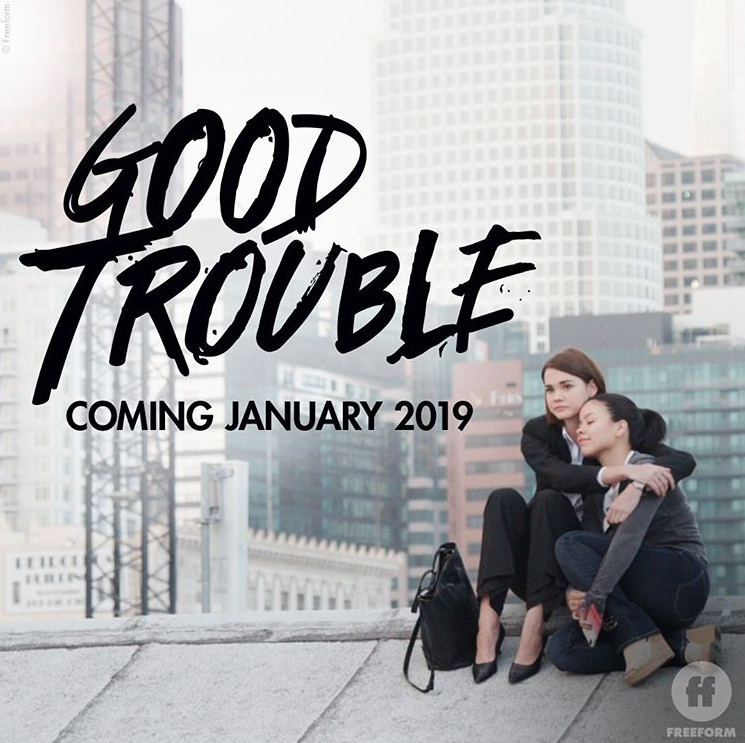 seriál Good Trouble series