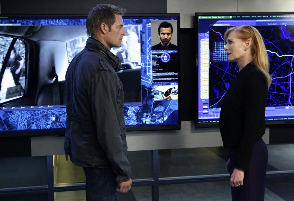 seriál Kyberagent Inteligence series