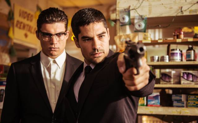 seriál Od soumraku do úsvitu From Dusk Til Dawn series