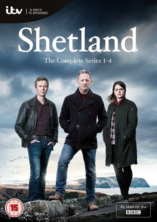 seriál Shetland series