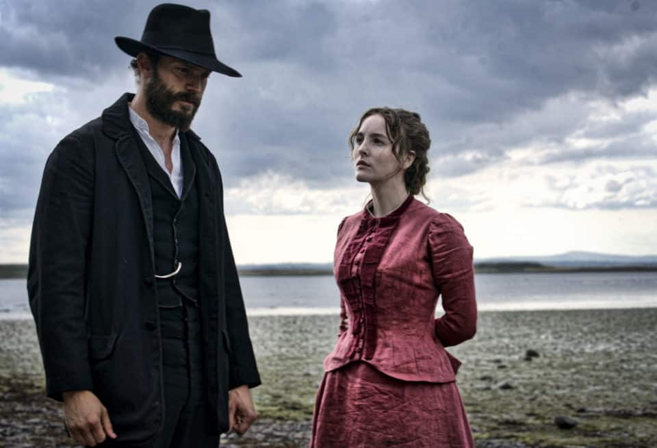 seriál Smrt a slavíci Death and Nightingales series