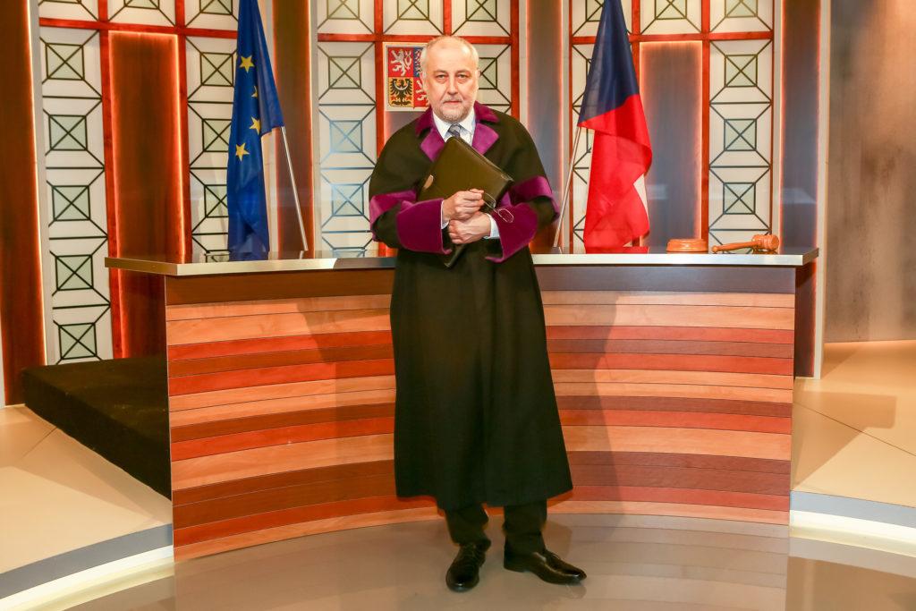 seriál Soudce Alexandr