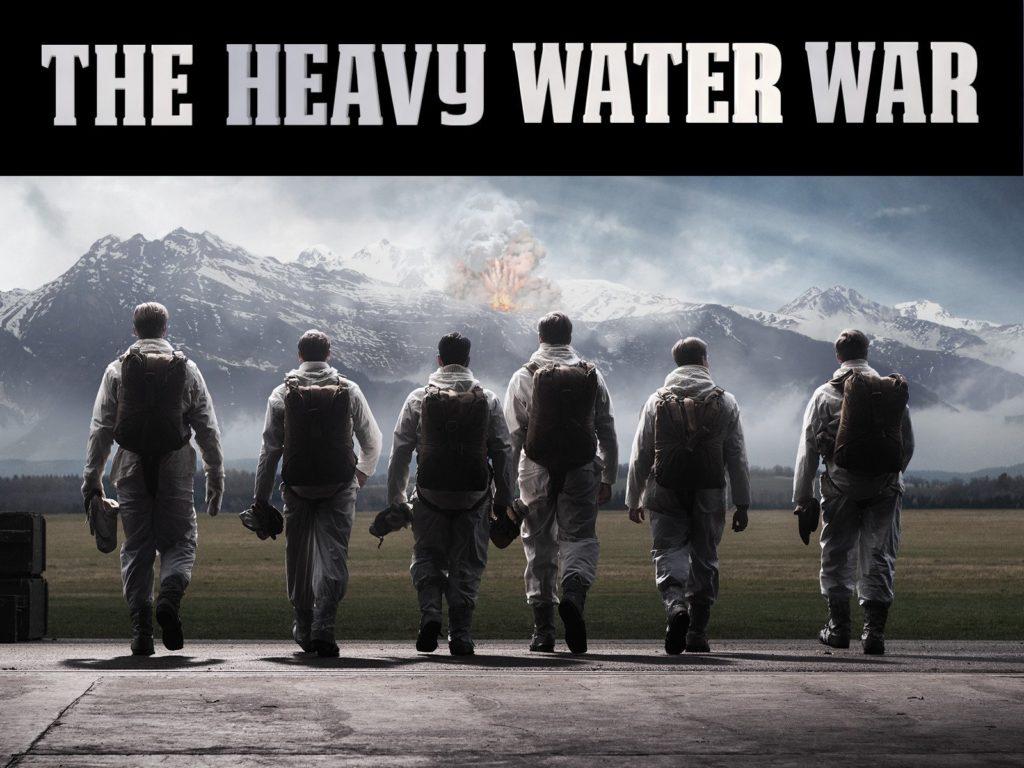 seriál Válka o těžkou vodu / The Heavy Water War series