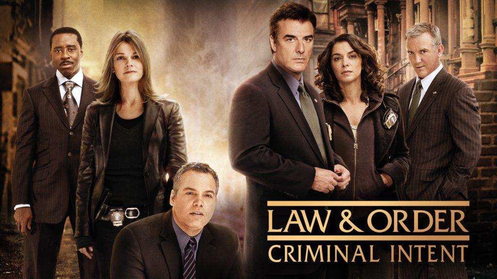 seriál Zákon a pořádek Zločinné úmysly Law & Order Criminal Intent series