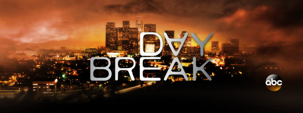 seriál Za rozbřesku / Day Break series