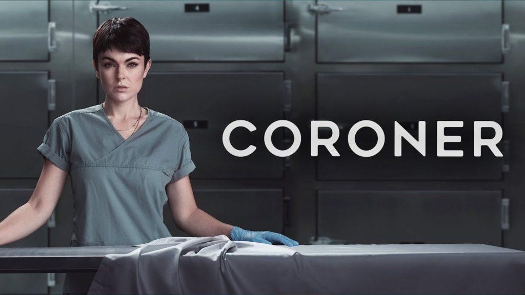 seriál Coroner series