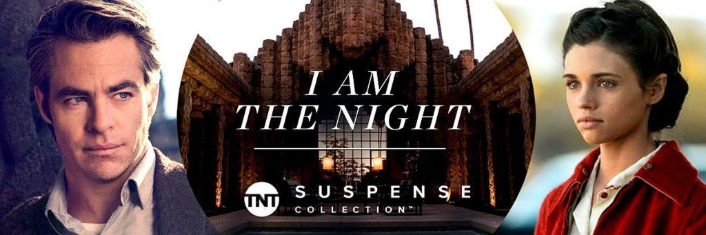 seriál Já jsem noc_I Am the Night series