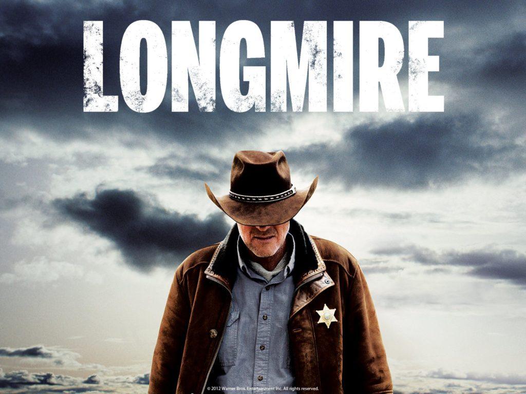 seriál Longmire series