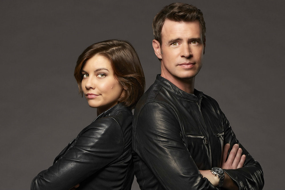 seriál Whiskey Cavalier series