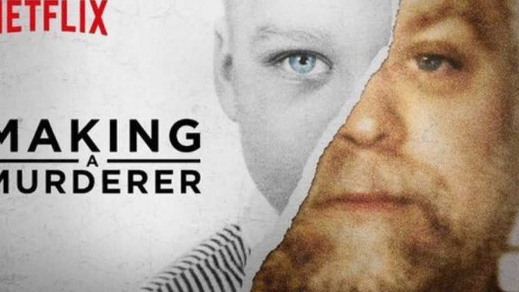 seriál Making a Murderer series