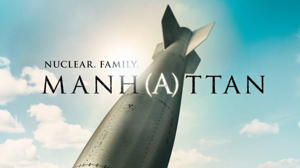 seriál Manhattan series