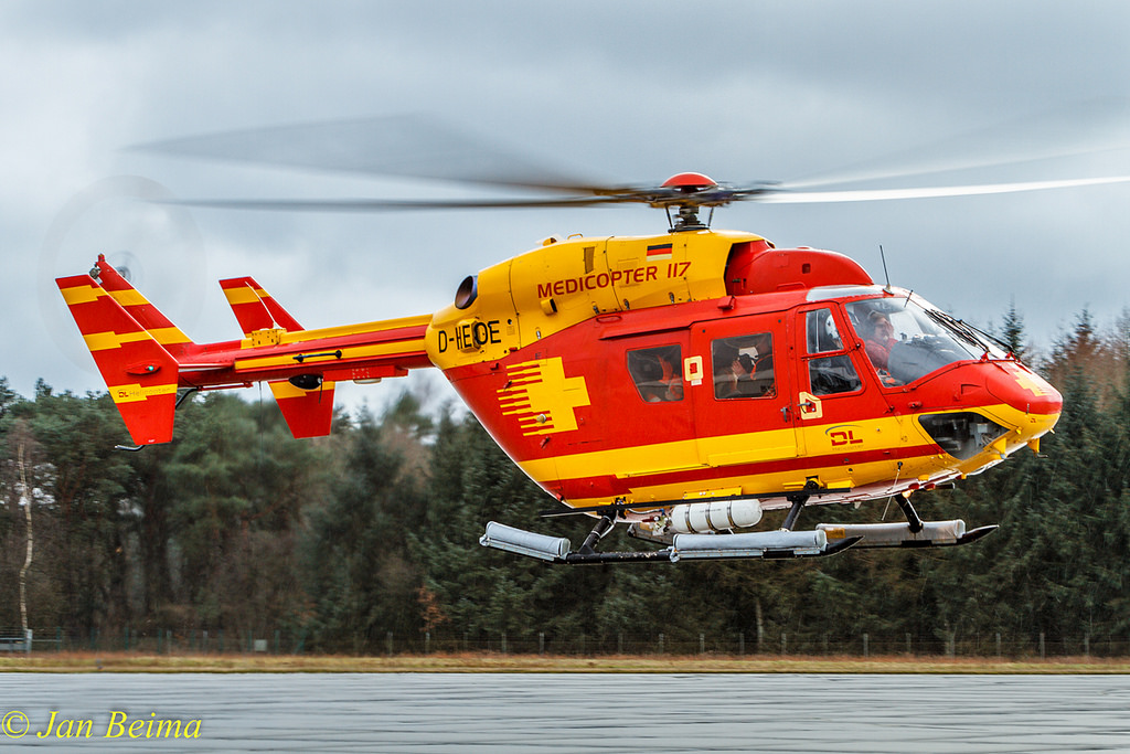 seriál Medicopter 117