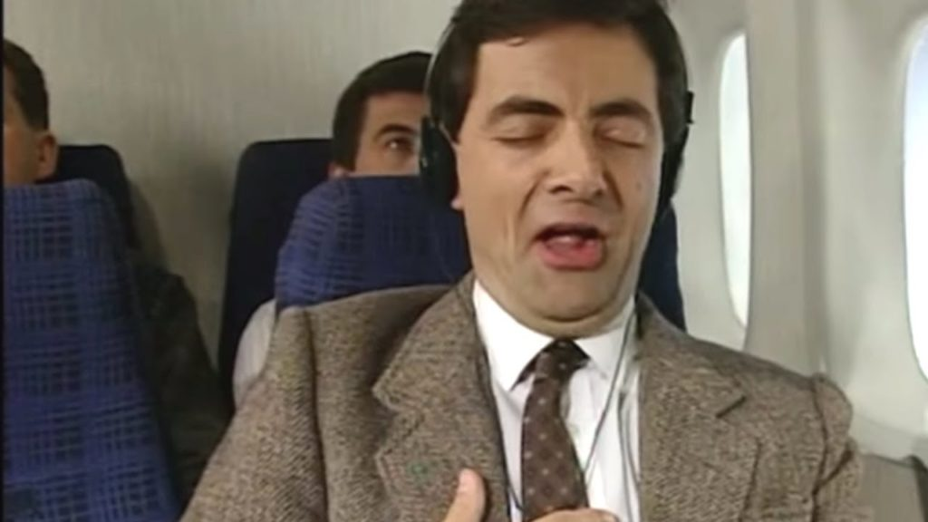 seriál Mr. Bean