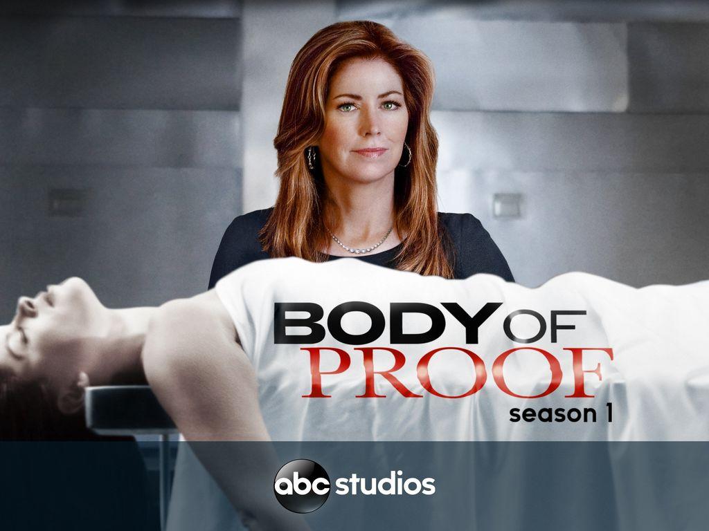 seriál Tělo jako důkaz Body of Proof series