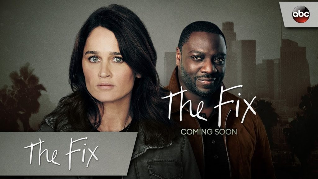 seriál The Fix series
