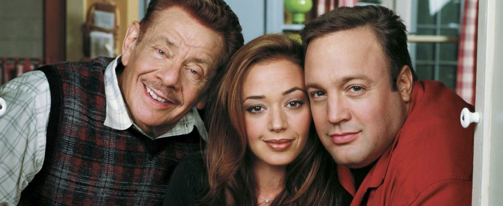 seriál Dva z Queensu_The King of Queens series