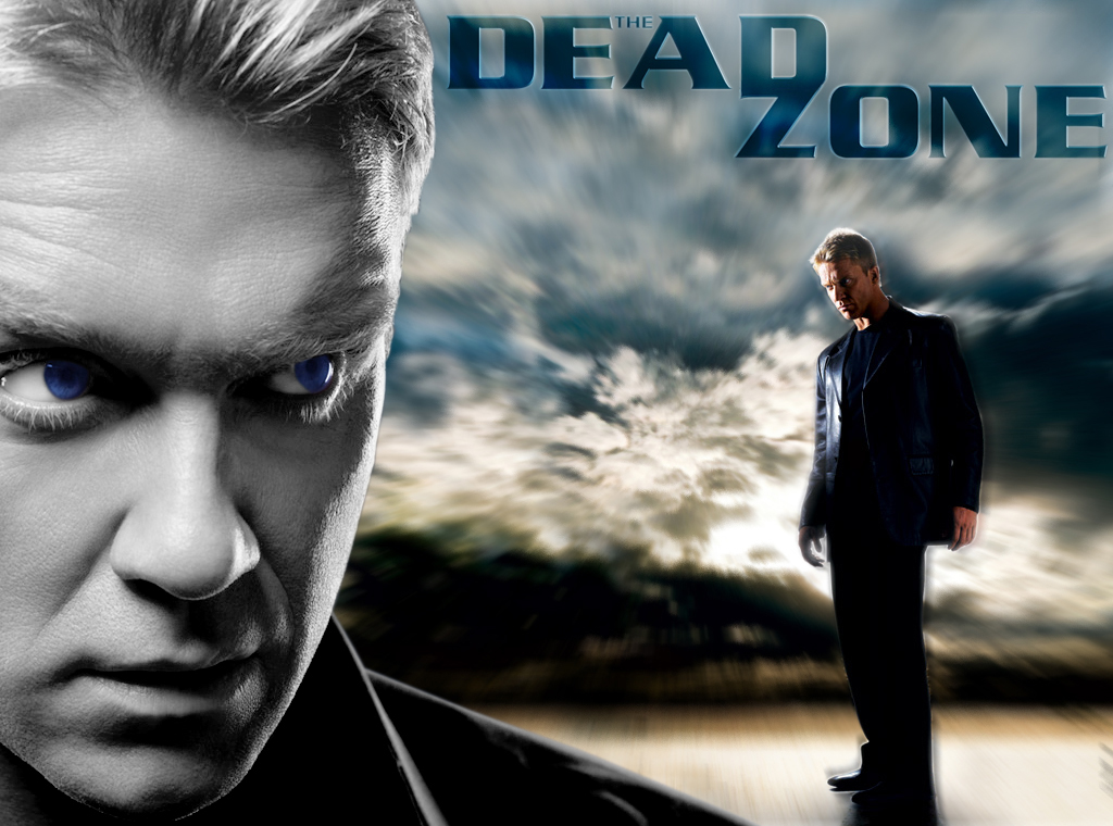 seriál Mrtvá zóna The Dead Zone series