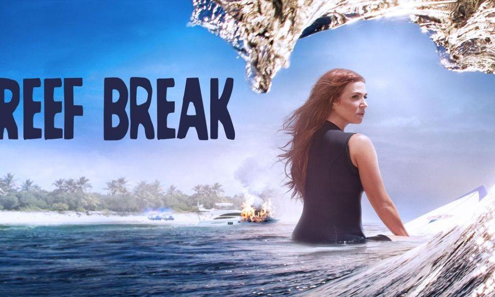 seriál Reef Break series