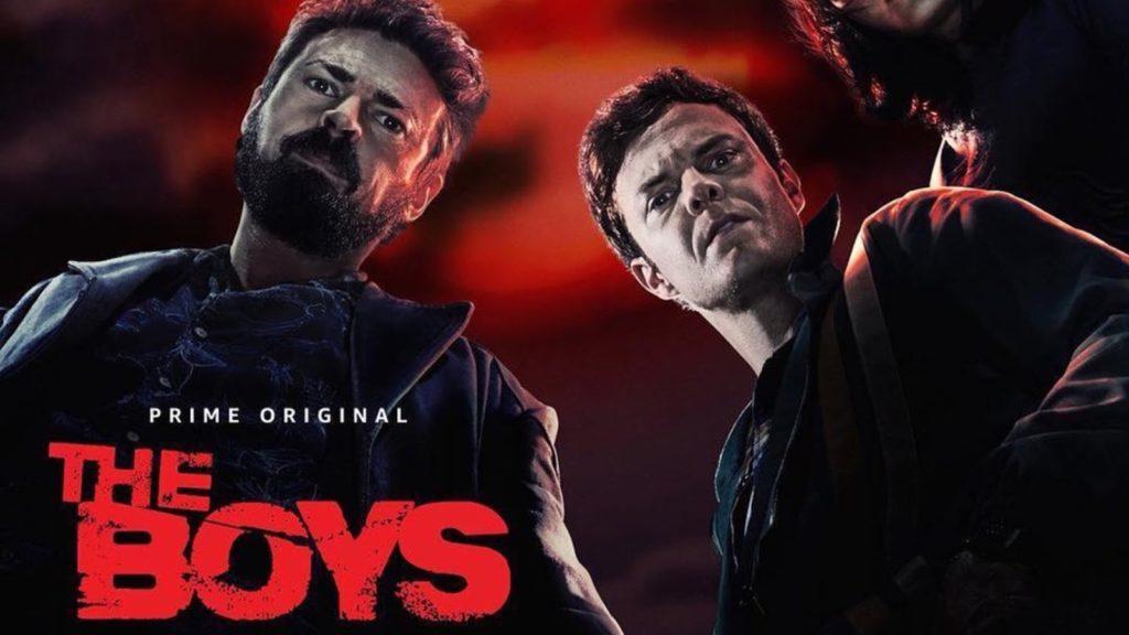seriál The Boys series
