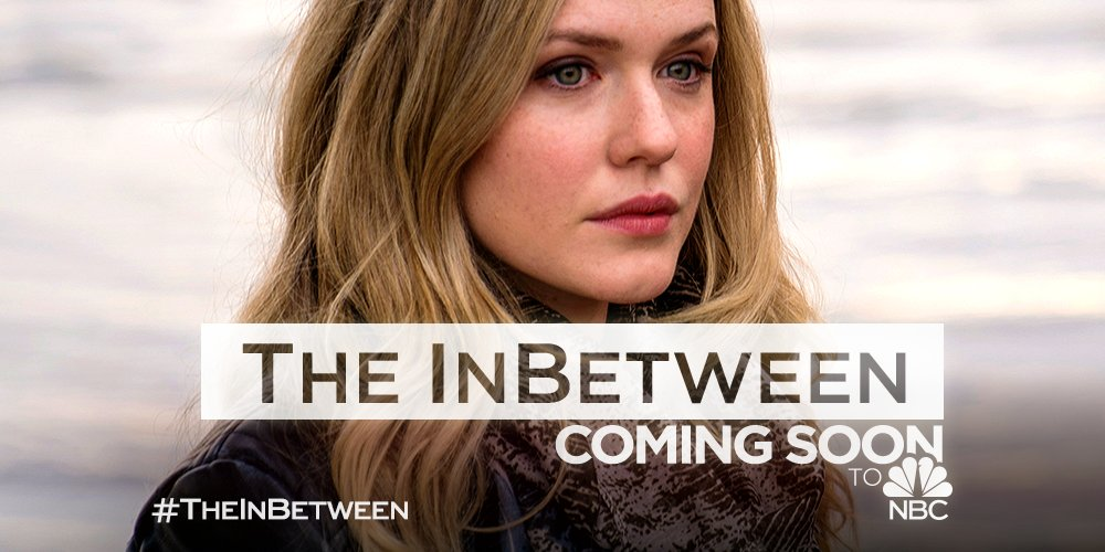seriál The InBetween series
