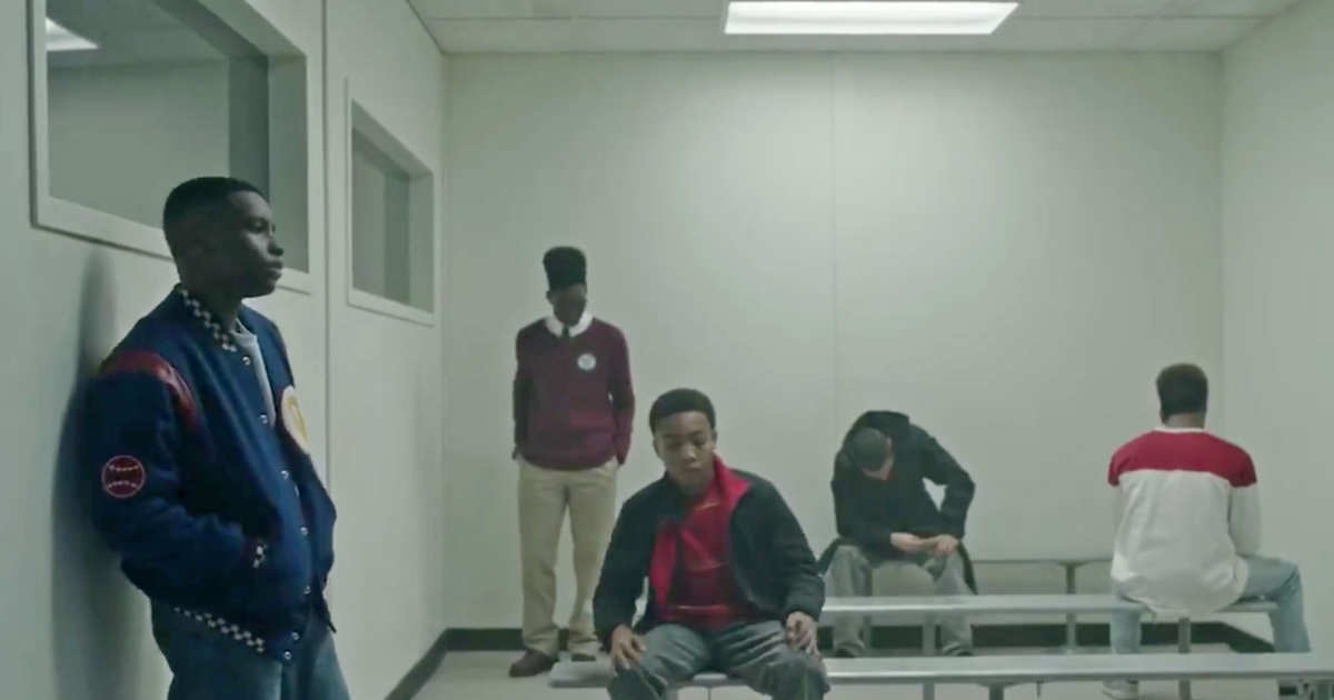 seriál When They See Us series