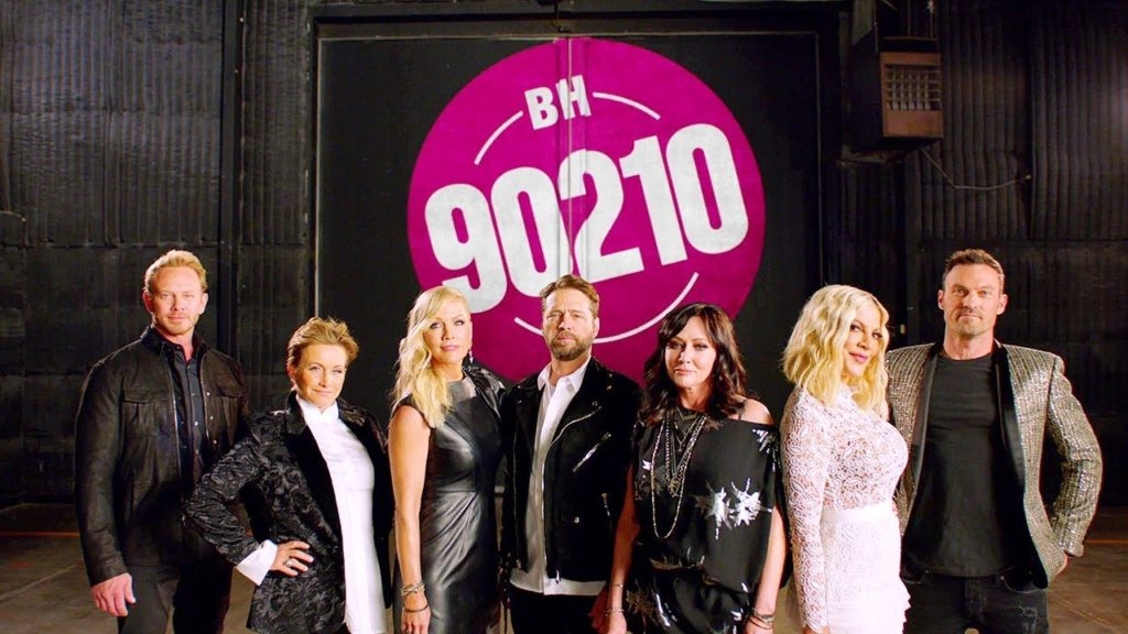 seriál BH90210 series