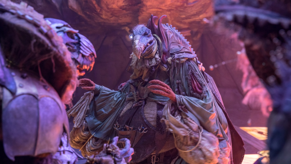 seriál THE DARK CRYSTAL: AGE OF RESISTANCE series