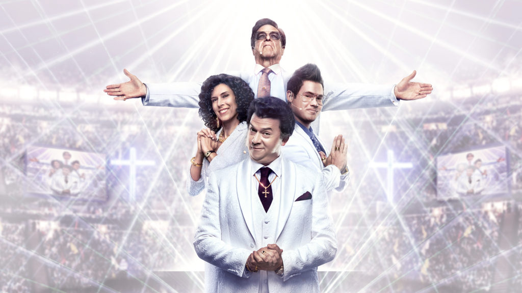 seriál Ve jménu našeho Pána_The Righteous Gemstones series