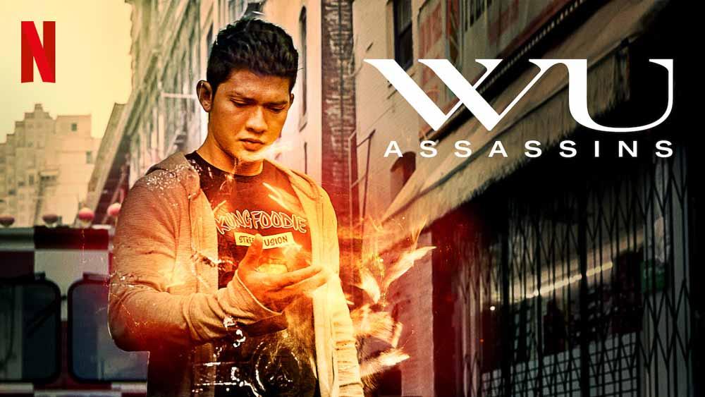 seriál Wu Assassins series