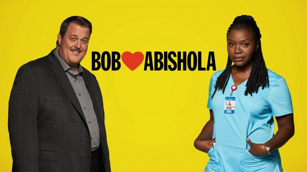 seriál Bob Hearts Abishola series
