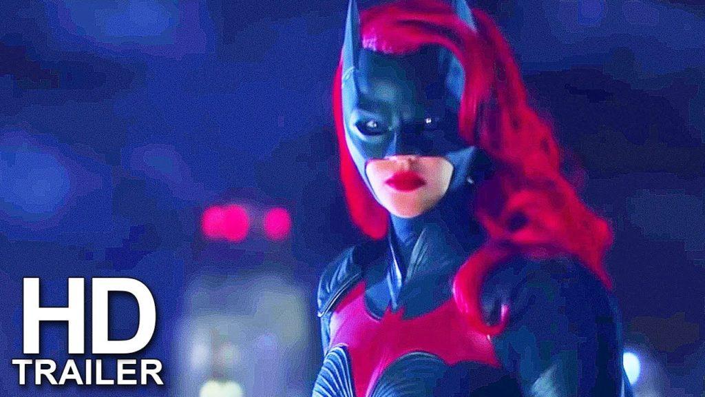 seriál Batwoman series