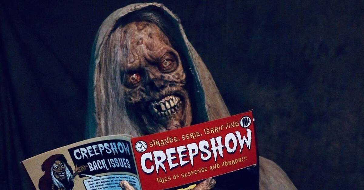seriál Creepshow series
