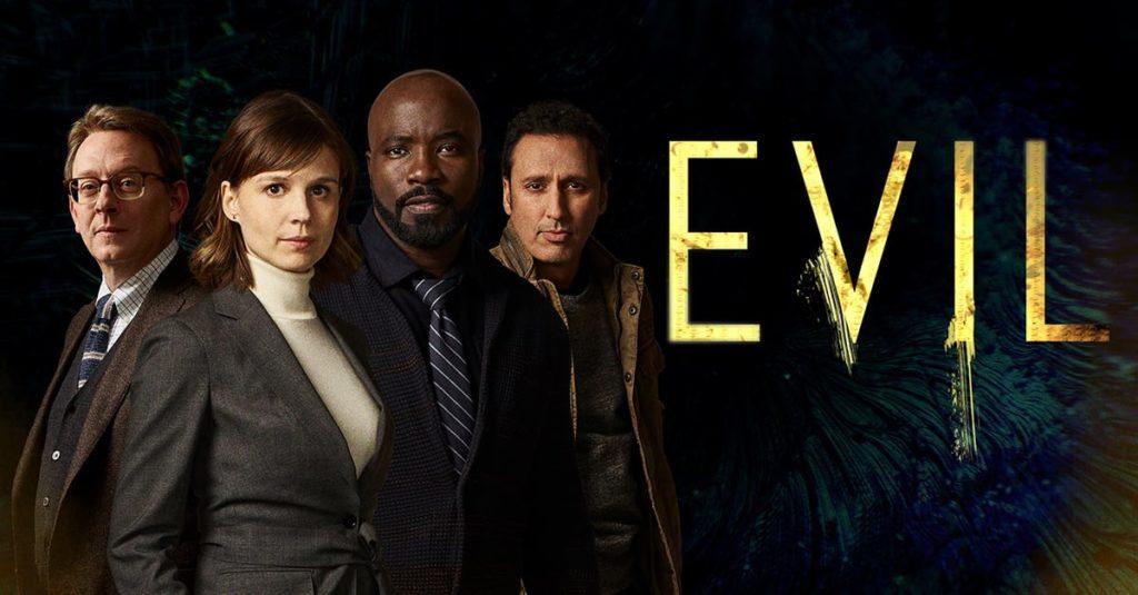 seriál Evil series