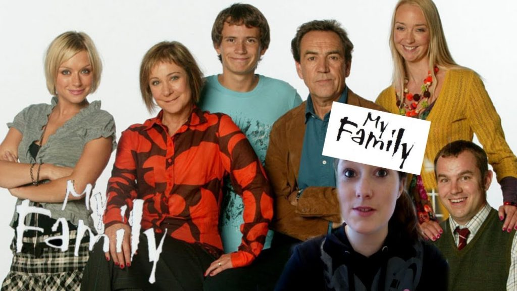 seriál Moje rodina My Family series