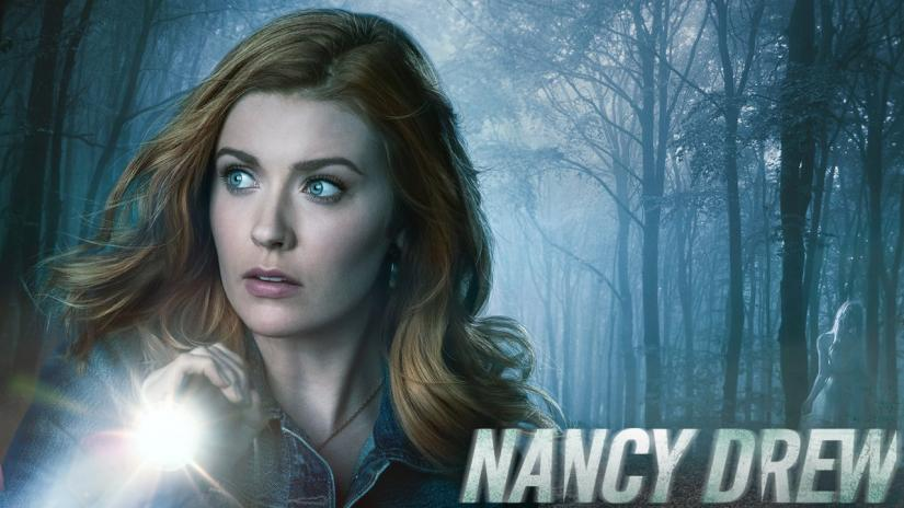 seriál Nancy Drew series