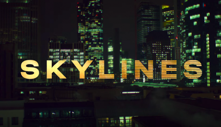 seriál Skylines series